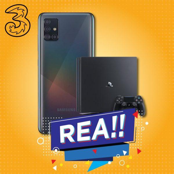 SamsungA51+PS4